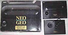 Console Neo Geo Cartouche Version US