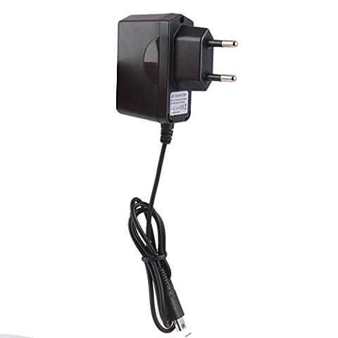 AC Adapter Wand Startseite Reise Ladegerät Macht Kabel für NINTENDO