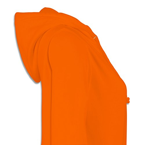 Evolution - Snowboard Evolution - Damen Hoodie Orange