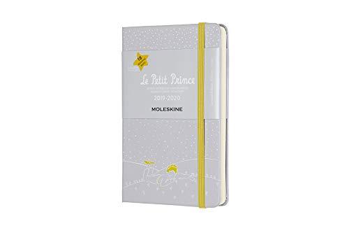 Moleskine Le Petit Prince Agenda Settimanale 18 Mesi in Edizione Limitata Terra, 2019/2020, 9 x 14 cm