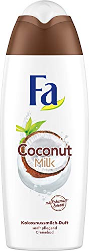 Fa Coconut Milk Schaumbad, 6er Pack (6 x 500 ml)