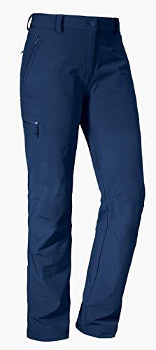Schöffel Pants Ascona Damen Hose, leichte und komfortable Wanderhose für Frauen, vielsei