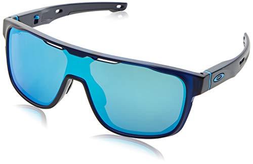 OAKLEY  Herren Crossrange Shield Sonnenbrille, Blau (Azul), 1