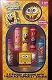 Best SpongeBob SquarePants SpongeBob SquarePants SpongeBob SquarePants lip balm - SpongeBob SquarePants 5 Flavored Lip Balm with Necklace Review
