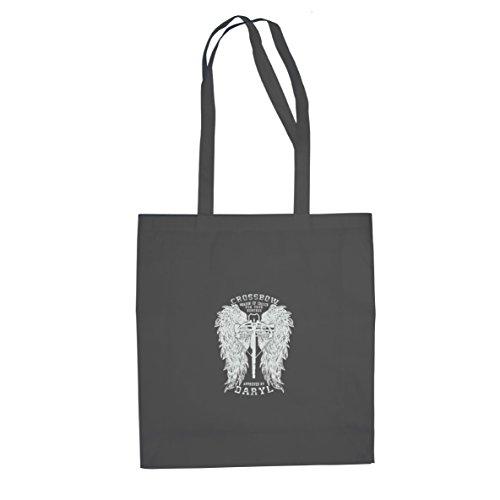 Daryl Wings - Stofftasche / Beutel Grau
