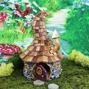 shingletown Wizard 's Cottage von Fiddlehead Fairy Garden