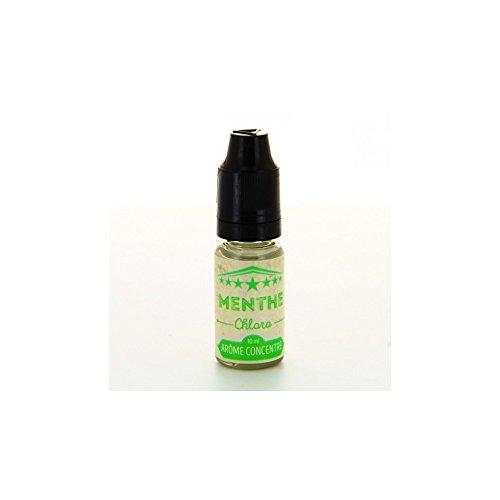 Minze und Chlorophyll-Aroma-10ml VDLV Ohne nikotin Noch Tabak*
