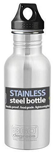 360 ° Stainless Steel Bottle Acier