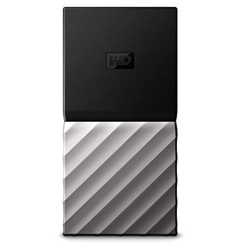 WD My Passport SSD - Almacenamiento portátil de 1 TB, Color Negro