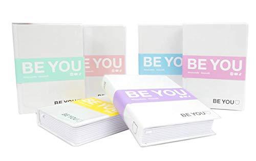 Giochi Preziosi Be You Original Easy Diario Agenda, Formato Grande ma Mini, Collezione 2019/20, Colori Assortiti