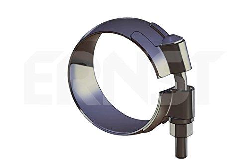 Preisvergleich Produktbild Rohrverbinder Doppelschelle Schelle Verbinder original ERNST (497565) : 60mm
