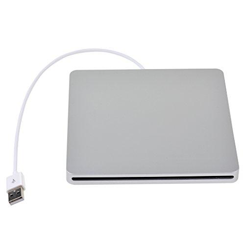 Ranura USB Slim SATA Externo DVD/RW Grabador Unidad