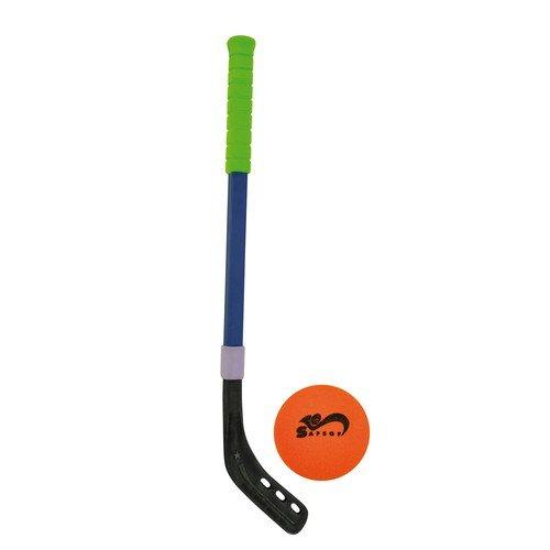 Hockey Buchstaben (Eduplay Hockey Set - Schläger 50cm und Ball (farblich sortiert))