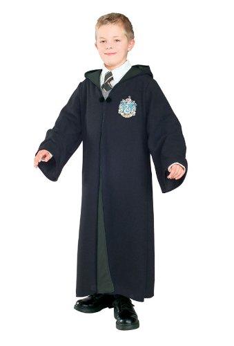 Harry Potter Kinder Kostüm Slytherin Robe Gr.5 bis 7 J.