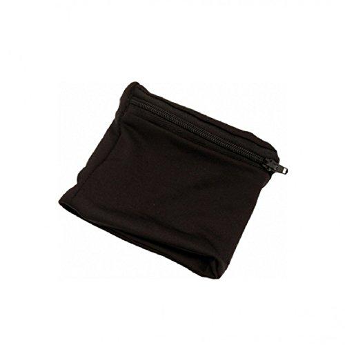 Armbandtasche schwarz Geldbörse Handgelenktasche Sporttasche Geldbeutel