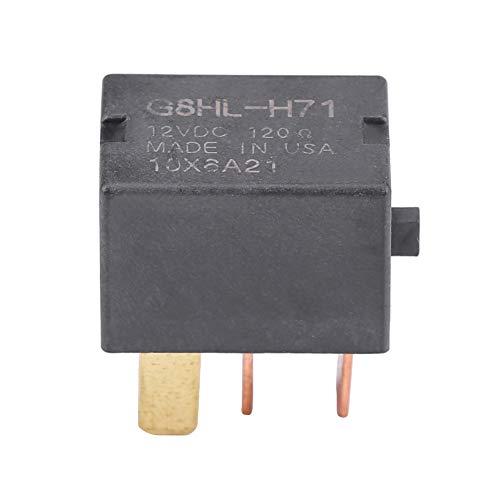 Klimaanlage Relais (Keenso Luft Kompressor Relais Sicherungsrelais Autokompressor Starter Relay Schalter für Accord Civic 39794-SDA-A05)