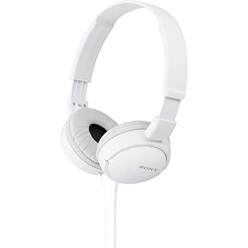 Sony MDR-ZX110B Casque Pliable - Blanc