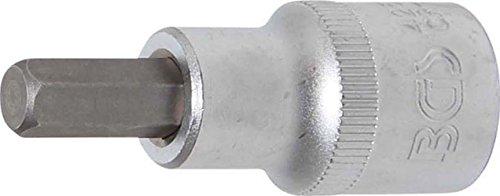 Bgs Bits utilisation 12,5 (1/2), intérieur 6 pans, 53 mm De Long, 8 mm, 4254