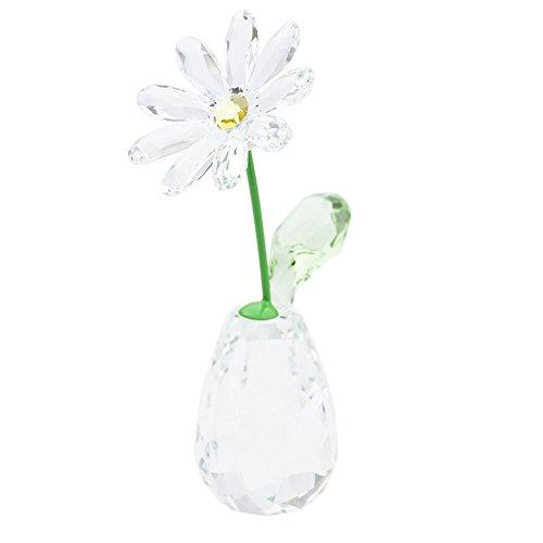 Swarovski fiore sogni di figura di margherita, cristallo, multicolore, 7.2x 3x 3.6cm