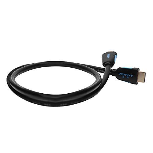 Preisvergleich Produktbild Mouchao Vention m02 hdmi Kabel Standard stecker auf stecker 2.0 Version für pc DVD tv schwarz 8m