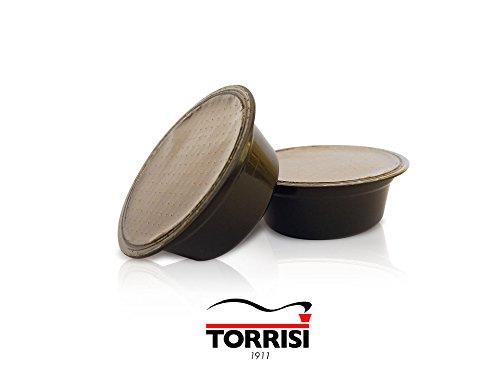 Caffè comp.Professional TORRISI capsula compatibile a modo mio lavazza ESPRESSO NOIR 100 pezzi