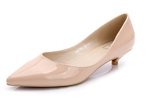 CAMSSOO - Classico donna nude patent leather