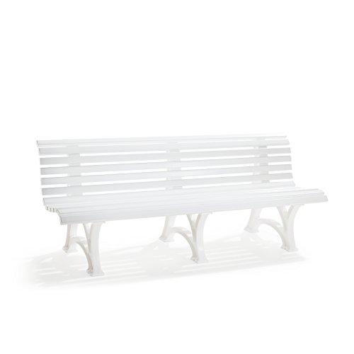 BLOME Parkbank aus Kunststoff - 4
