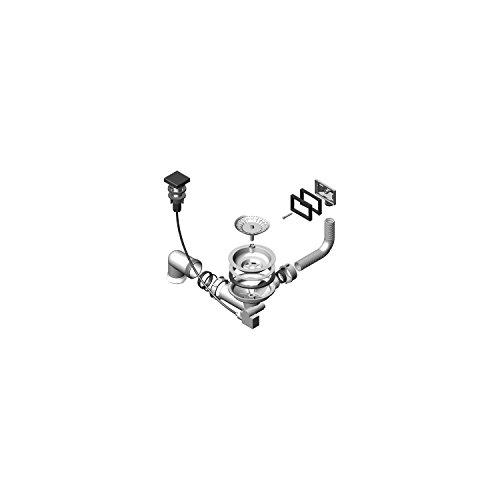 Alveus 1078668 Drehknopfgarnitur passend zu Kombino Einbauspülen, Unterbauspüle