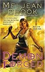 [ DEMON FORGED A GUARDIAN NOVEL BY BROOK, MELJEAN](AUTHOR)PAPERBACK