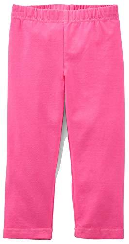 Carter's Girl Pink Neon Leggings; (5) Girl Carters Legging