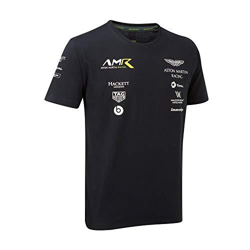 Aston Martin Racing Team Herren T-Shirt 2018 L - Martin Single