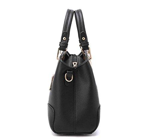Dame Handtaschen-Schulter-Beutel-Kurier-Beutel-Art- Und Weisestickerei-Temperament-Dame Handbag B