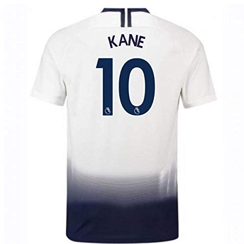 13a37f51da9 2018-2019 Tottenham Home Nike Football Soccer T-Shirt Camiseta (Harry Kane  10