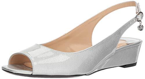J.Renee Damen Alivia Silber/Metallic 7.5 M EU J Renee Metallic-heels