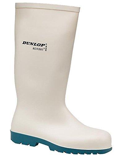 Dunlop New Mens A681331 HEVEA Acifort Classic Safety Wellington Slip-On Footwear