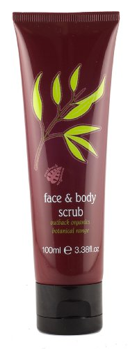 Outback Organics Gommage visage et corps 100 ml