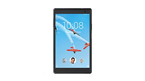 Lenovo Tab4 8 Plus 20,3 cm (8,0 Zoll Full HD IPS Touch) Tablet-PC (Qualcomm Snapdragon APQ8053, 4GB RAM, 64GB eMCP, Android 7.1.1) schwarz