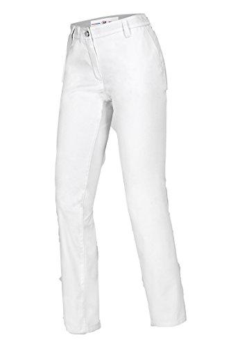 BP pantaloni Chino 1734per donna bianco 60