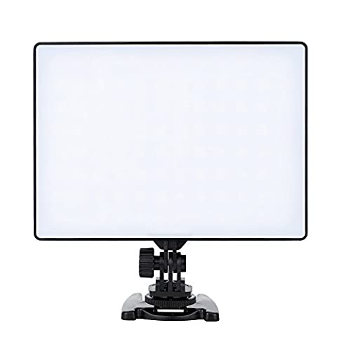 Yongnuo YN300 Air Pro LED Video Light with 3200-5500K Color Temperature Adjustable for Canon Nikon DSLR Camera DV and Camcorder