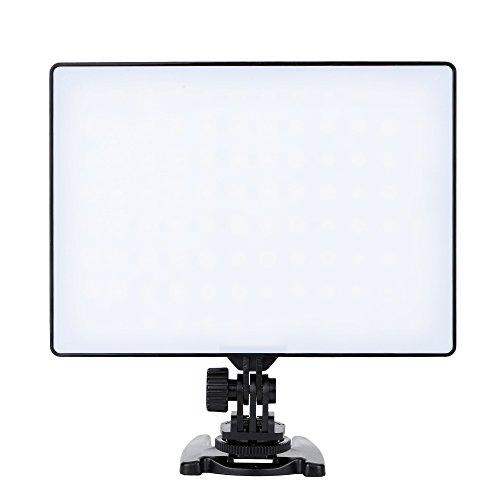 Yongnuo-YN300-Air-Pro-Video-Luce-Del-LED-con-3200K-5500K-Temperatura-Colore-Regolabile-per-Canon-Nikon-DSLR-DV-Fotocamera-e-Videocamera