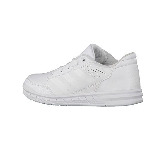 adidas AltaSport Trainingsschuh Kinder Mehrfarbig (Ftwr White/ftwr White/clear Grey S12)