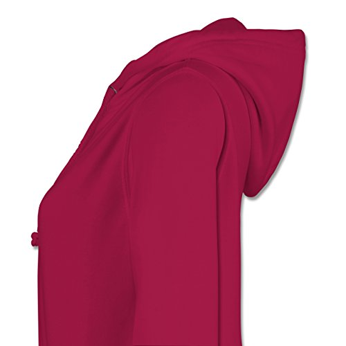 Evolution - Handball Evolution - Damen Hoodie Fuchsia