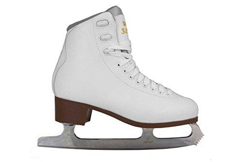 Graf Bolero Erwachsenen-Eiskunstlaufschuhe, UK 6.5 / EU 40