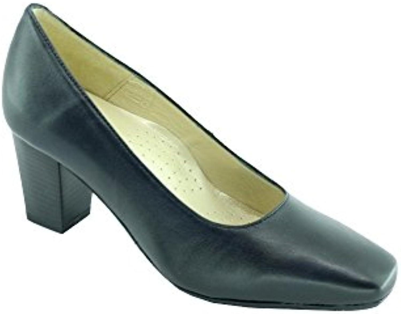 Zapatos de Tacón Azul Azafatas Orson 2