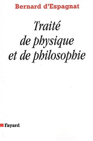 Trait de physique et de philosophie