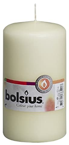 BOLSIUS BOUGIE COLONNE 130X70 CHAMPAGNE