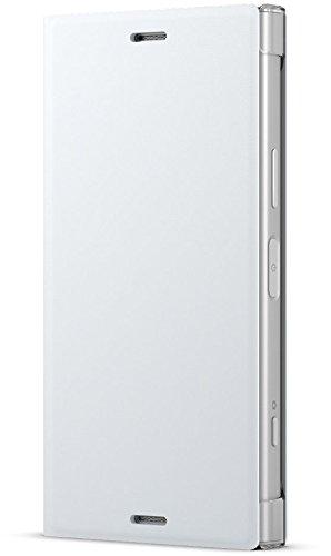 """Sony SCSG60 11,7 cm (4.6"""") Libro Blanco - Fundas para teléfonos móviles (Libro, Xperia XZ1 Compact, 11,7 cm (4.6""""), Blanco)"""