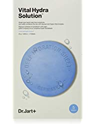 Dr.Jart+ Dermask Vital Hydra Solution Deep Hydration Sheet Mask 25g/0.9 oz X 5 ea by Dr. Jart