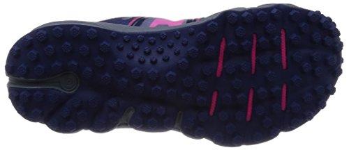 BrooksPureGrit 4 - Scarpe Running Donna Blu/Rosa