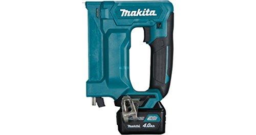 Makita ST113DSMJ Akku-Tacker 10,8 V/4 Ah, 2 Akkus mit Ladegerät im Makpac